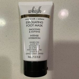 Whish Exfoliating Foot Mask *NEW*